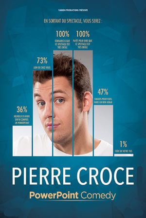 PIERRE CROCE, Lieu : SALLE POIREL