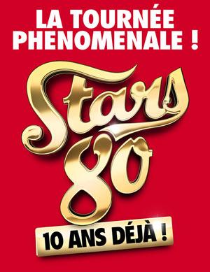 STARS 80, Lieu : ZENITH NANTES METROPOLE