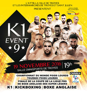 K1 EVENT 9