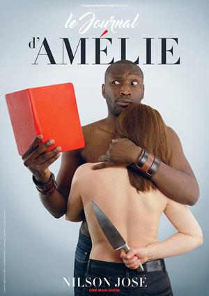 LE JOURNAL D AMELIE, Lieu : ROOM CITY