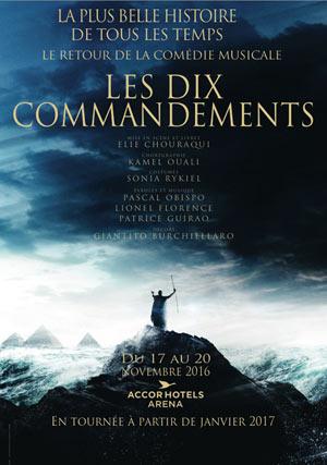 LE RETOUR DES DIX COMMANDEMENTS, Lieu : LE MILLESIUM