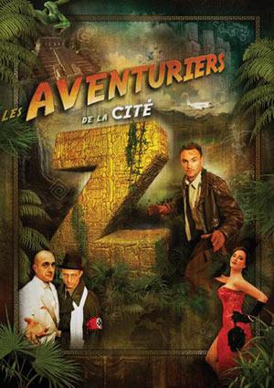LES AVENTURIERS DE LA CITE Z, Lieu : CASINO DES PALMIERS
