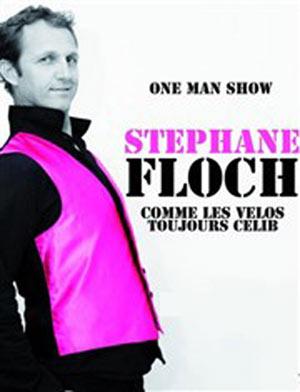 STEPHANE FLOCH, Lieu : ROOM CITY