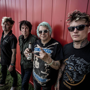 UK SUBS + TV SMITH + THE FOXY LADIE