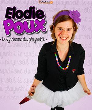 ELODIE POUX REVEILLONNE!, Lieu : ROOM CITY