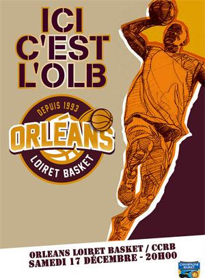 Orleans loiret basket chalons palais des sports for Orleans loiret