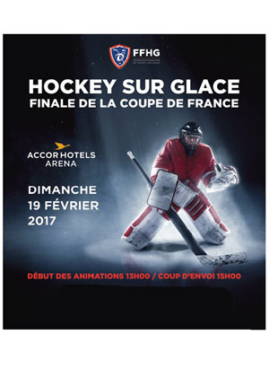 FINALE COUPE DE FRANCE DE HOCKEY