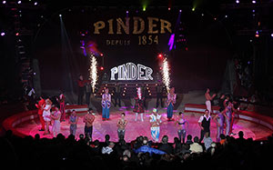 CIRQUE PINDER JEAN RICHARD