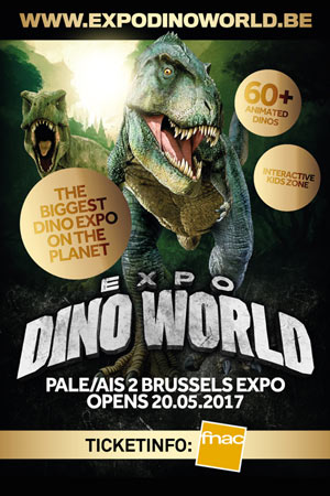 EXPO DINO WORLD