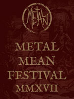 METAL MEAN FESTIVAL 2017-1 DAY