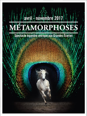 METAMORPHOSES,SPECTACLE EQUESTRE