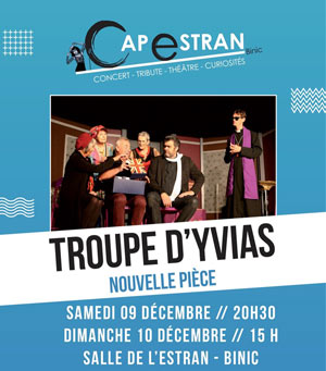 LA TROUPE THEATRALE D YVIAS