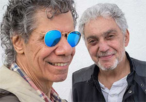 CHICK COREA/STEVE GADD BAND