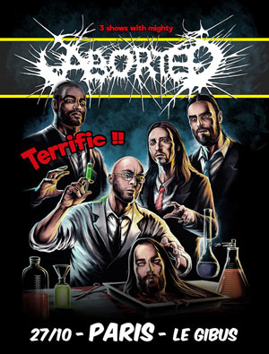 ABORTED + GUEST