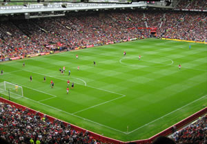 MANCHESTER UNITED / SOUTHAMPTON