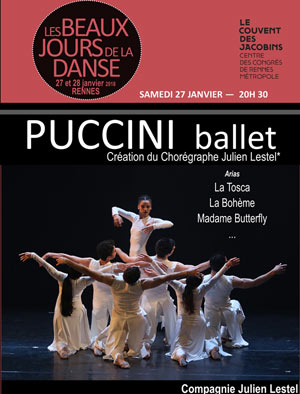 PUCCINI BALLET