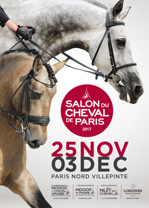 SALON DU CHEVAL DE PARIS - WEEKEND