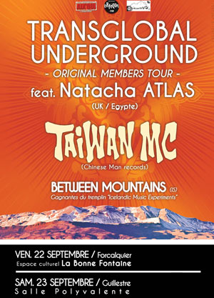 TRANSGLOBAL UNDERGROUND FT N. ATLAS