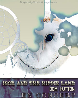 IGOR AND THE HIPPIE LAND