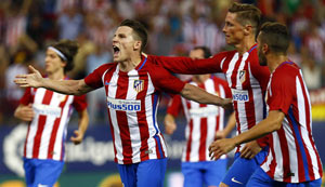 ATLETICO MADRID / VILLAREAL
