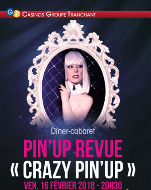 CABARET PIN'UP REVUE