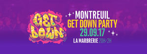 MONTREUIL GET DOWN PARTY