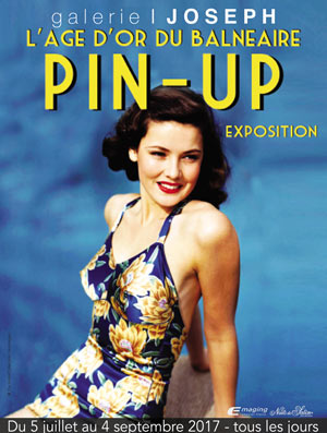 PIN-UP, L'ÂGE D'OR DU BALNÉAIRE
