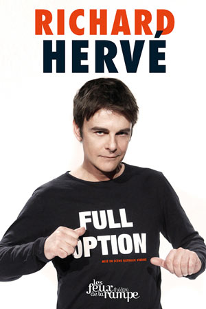 RICHARD HERVE DANS FULL OPTION