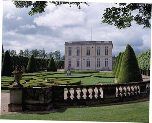 CHATEAU DE BOUGES