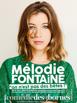 MELODIE FONTAINE