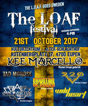 THE LOAF FESTIVAL