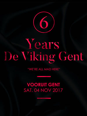 6 YEARS DE VIKING GENT