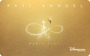 PASS ANNUEL MAGIC PLUS
