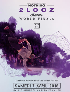 BATTLE NOTHING2LOOZ WORLD FINALS