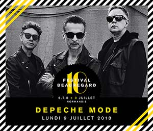 THE DAY AFTER : DEPECHE MODE