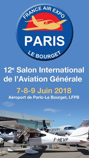 France air expo paris le bourget 12e salon de l 39 aviation - Salon aviation bourget ...