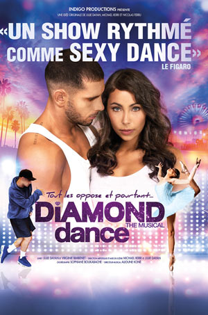 DIAMOND DANCE THE MUSICAL