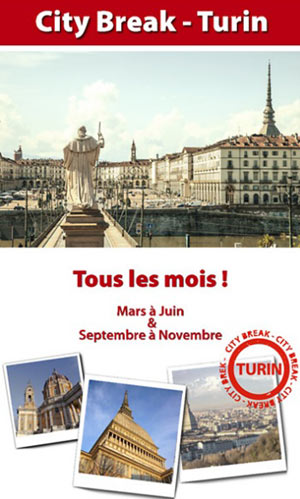 CITY BREAK : TURIN