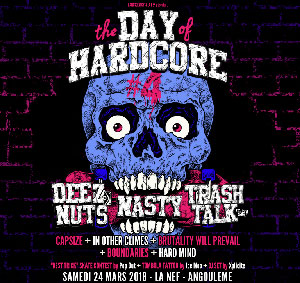 THE DAY OF HARDCORE 2018 :