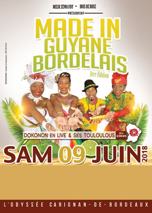 MADE IN GUYANE BORDELAIS