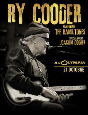 RY COODER FEATURING THE HAMILTONES