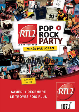 RTL2 POP ROCK PARTY