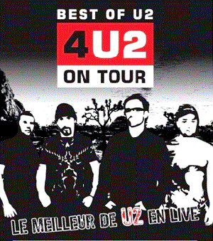 BEST OF U2 WITH 4U2 ON TOUR