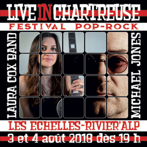 LIVE IN CHARTEUSE - PASS 2 JOURS