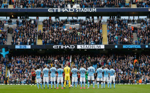 MANCHESTER CITY / CRYSTAL PALACE