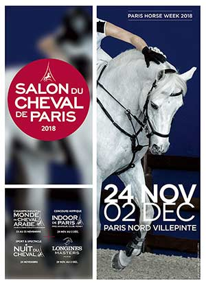 SALON DU CHEVAL DE PARIS - SEMAINE