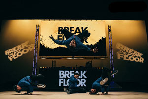 BREAK THE FLOOR INTERNATIONAL