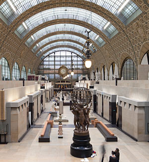 GRANDES OEUVRES DU MUSÉE D'ORSAY