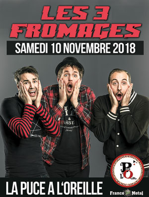 LES 3 FROMAGES