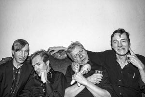 THE FLESHTONES + GUEST